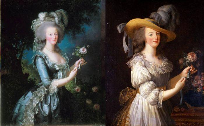 Marie-Antoinette et sa beauté Big.129564119